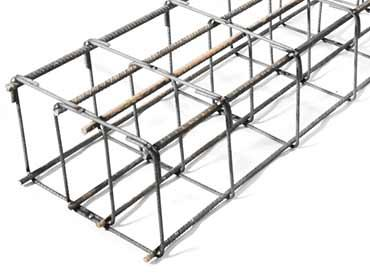Stock Prefabricated Reinforcement Cages